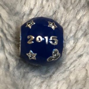Pandora 2015 Disney Parks Charm Bead